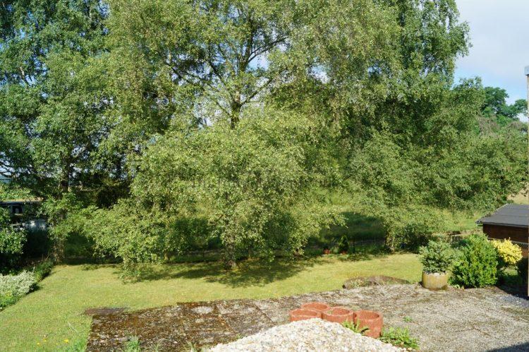 Garten - Blick von Terrasse