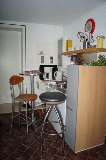 Untergeschoss Teeküche